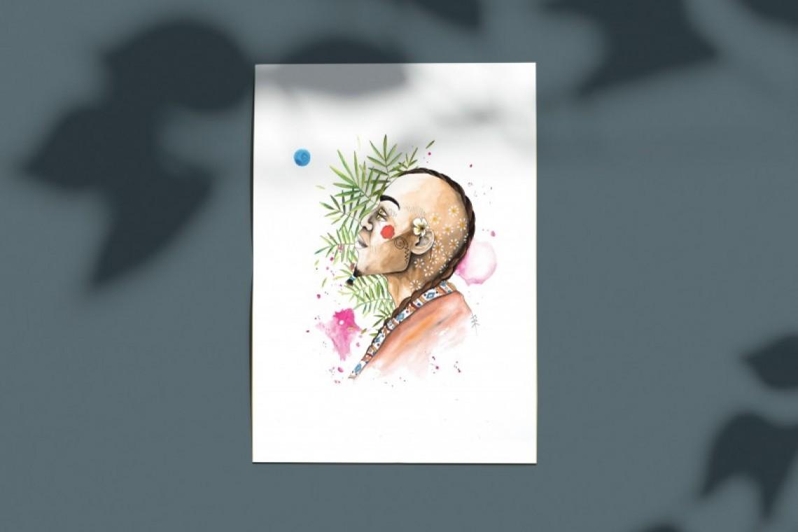 poster tirage limite art