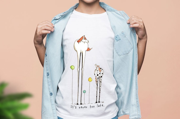 illustrateur 82 illustration tshirt enfants original